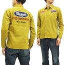フェローズカスタムワークシャツ17W-730WS-PPherrow'sMICHAELSメンズ長袖シャツ