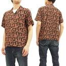 スター・オブ・ハリウッドSH37881オープンシャツ東洋エンタープライズメンズ半袖シャツ