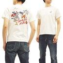 サムライジーンズTシャツSJST18-108SamuraiJeansメンズ半袖tee