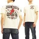 テッドマン Tシャツ TDSS-478 TEDMAN バイク...