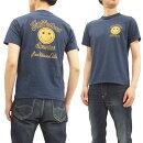 フェローズ18S-PT15TシャツスマイルPherrow'sPherrowsメンズ半袖tee