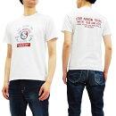 フェローズ18S-PT18TシャツStarArrowToursPherrow'sPherrowsメンズ半袖tee
