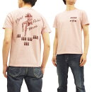 バズリクソンズBR78024TシャツピンナップガールGilElvgren東洋メンズ半袖tee