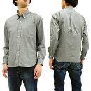 シュガーケーンSC28168千鳥格子ボタンダウンシャツSugarCaneメンズ薄手長袖シャツ新品