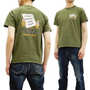 フェローズTシャツ19S-PT6Pherrow'sPherrowsワークウェアCO.メンズ半袖tee新品