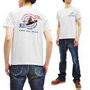 バズリクソンズbr78166tシャツジョリーロジャースbuzzricksonメンズスラブ半袖tee新品BuzzRicksonMen'sModernFitShortSleeveT-shirtMilitaryGraphicTeeBR78166