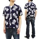 デューク・カハナモクアロハシャツDK36201パイナップル東洋メンズハワイアンシャツ半袖シャツ新品DukeKahanamokuMen'sHawaiianShirtPineappleShortSleeveAlohashirt