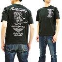 テッドマン 刺繍 Tシャツ TDSS-497 TEDMAN 第8...
