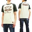 トイズマッコイTシャツTMC1932TOYSMcCOYBECKベックメンズラグラン袖半袖Tee新品