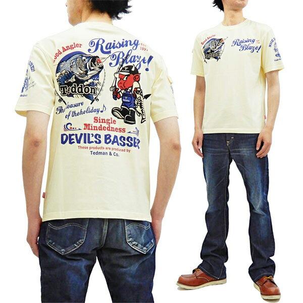 トップス, Tシャツ・カットソー  T TDSS-502 TEDMAN tee