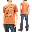 トイズマッコイTシャツTMC1911バッグスバニーダフィーダックTOYSMcCOYメンズ半袖Tee新品TOYSMcCOYT-shirtMen'sShortSleeveLooneyTunesBugsBunnyandDaffyDuckLoop-wheeledTeeTMC1911