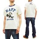 トイズマッコイTシャツTMC1938海軍フィリックス・ザ・キャットTOYSMcCOYメンズ半袖Tee新品品TOYSMcCOYT-shirtMen'sShortSleeveUSNavyFelixtheCatMilitaryLoop-wheeledTeeTMC1938