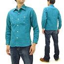 シュガーケーンSC27961無地長袖シャツ東洋メンズワークシャツ起毛コットンツイルネルシャツ新品SugarCanePlainLongSleeveShirtMen'sCasualBrushedTwillFlannelWorkShirtSC27961