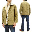 フェローズ19W-PTRC1ランチコートPherrow'sPherrowsメンズ裏ボアジャケットベージュ新品Pherrow'sMen'sCottonShearlingRancherCoatSherpaLinedChoreJacketPherrows19W-PTRC1