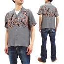 スター・オブ・ハリウッドSH38378オープンシャツ1950sガラガラヘビRattleSnake東洋メンズ半袖シャツ新品StarofHollywoodShirtMen's1950sRetroRattlesnakeShortSleeveShirtSH38378ToyoEnterprisesMadeinJapan