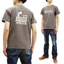 フェローズTシャツPherrow'sPherrowsメンズ半袖tee21S-PT1-EASTERN-EASTERNBARRIERSTATION30周年記念企画関東エリア新品Pherrow'sT-ShirtMen'sLoopwheeledShortSleeveGraphicTeePherrows21S-PT1-EASTERNWarm-Gray