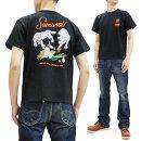 サムライジーンズTシャツSJST21-104SamuraiJeans和柄新選組メンズ半袖tee新品SamuraiJeansT-shirtMen'sJapaneseArtGraphicShortSleeveTeeSJST21-104MadeinJapan