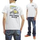ロードランナーTシャツCH78761RoadRunnerチェスウィック東洋エンタープライズメンズアメカジ半袖tee新品RoadRunnerT-shirtMen'sShortSleeveLoopwheeledTeebyCheswickToyoEnterprisesCH78761
