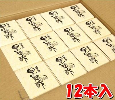 八重泉「黒麹酢」(もろみ酢)900ml入×12本・石垣島産送料無料