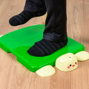 【即出荷】足踏み運動 【いっしょに脳トレ 足踏みかめさん】 [送料無料・代引料無料] ステップ運動 簡単 リズム おしゃべり パートナー 脳トレ 高齢者