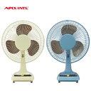 アピックス レトロ扇風機 AFR-170 ■一年保証■ [イ
