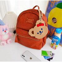 【milkjoy】クマさんのジッパーコインケース