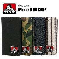 BENDAVISベンデイビスiPhone6カバーiPhone6siPhone6ケース手帳型ケーススマホケースアイフォン6アイホン6カードケースiPhoneケースメンズユニセックス