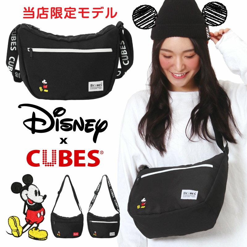 男女兼用バッグ, ショルダーバッグ・メッセンジャーバッグ  Disney CUBES
