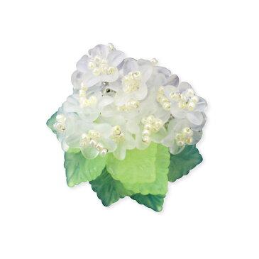 【ブローチ花図鑑】お花のビーズキット  ユリ