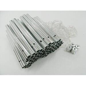 VERKAUF 20% RABATT Windbell-Teile & Tonstab 80 Stück Set mit großer Kapazität Bitte kontaktieren Sie uns, wenn Sie in großen Mengen kaufen