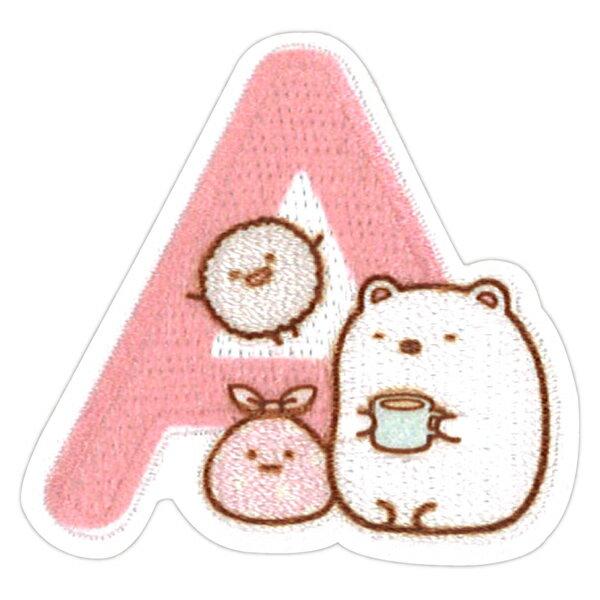 裁縫材料, ワッペン・アップリケ Sumikko gurashi A