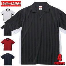 1435-014.1オンスドライクラシックサッカーシャツUnitedAthleユナイテッドアスレゲームシャツストリートカジュアルスポーツ