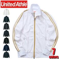 1995-01 7.0オンス ジャージ ラグランスリーブ ジャケット ユナイテッドアスレ United Athle メンズ カジュアル スポーツ