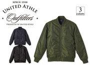 ジャケット ユナイテッドアスレ ミリタリー フライト アウター ブルゾン カジュアル ストリート キャブクロージング