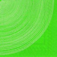 marimekko マリメッコ 可愛い ペーパーナプキン デコパージュ☆FOKUS green☆(1枚/バラ売り)