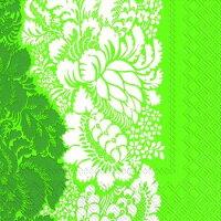 marimekko マリメッコ 可愛い ペーパーナプキン デコパージュ☆ANANAS green☆(1枚/バラ売り)