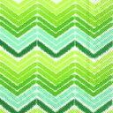 ドイツ IHR 可愛い ペーパーナプキン デコパージュ☆イカットストライプ グリーン☆(IKAT STRIPE green)(1枚/バラ売り)