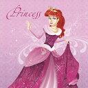 ポーランド Daisy 可愛い ペーパーナプキン デコパージュ お子様・子供におすすめ☆プリンセス ピンク☆(Pink Princess with Red Hair)(1枚/バラ売り)