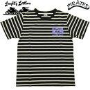 LANGLITZLEATHERS/ラングリッツレザー/国内生産/ヘヴィーウェイトボディー/ボーダーS/STシャツ/TYPEA