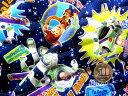 Q- キルト - キャラクター キルティング 生地 お手軽セット はぎれ 40cm トイストーリー(紺)#31・ディズニー ( 2018 -2019 ) クラフトシリーズ