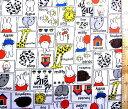 キャラクター 生地 布 ミッフィー・(オフ)#25( 2018 - 2019 )【生地】【布】【キャラクター生地】【入園】【入学】( ミフィー ・ ミィフィー )