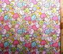 キャラクター 生地 布 すみっコぐらし(ピンク)#9( 2019 )【生地】【布】【キャラクター生地】