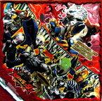 キャラクター ランチクロス   ウルトラ大怪獣ラッシュ(赤)11( キャラクター ランチョンマット 給食ナフキン ナフキン ランチクロス キッズ )【クロネコDM便OK】