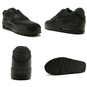 NIKEAIRMAX90ESSENTIAL【ナイキエアマックス90エッセンシャル】black/black-black-black-black-black(ブラック/ブラック/ブラック/ブラック/ブラック/ブラック)537384-09018SP