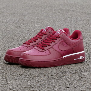 NIKEAIRFORCE1'07【ナイキエアフォース107】teamred/teamred-white(チームレッド/チームレッド/ホワイト)AA4083-60018SP
