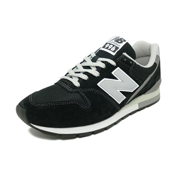 スニーカーニューバランスNEWBALANCECM996BPブラックNBメンズレディースシューズ靴19FW