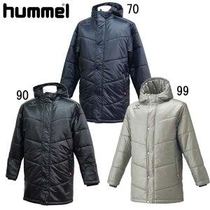 中綿ハーフコート 【hummel】ヒュンメル ● ウェア コート  ベンチコート (HAW8080)*63