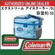 エクストリーム アイスクーラー/5L【coleman】コールマン クーラーバッグ 15SS(2000022237)<発送に2〜5日掛る場合が御座います。>*00