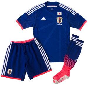 【1200枚限定】日本代表ホームオーセンティックプレミアムキット3点セット【adidas】アディダス●サッカー日本代表ウェア(ANQ02-F82366)