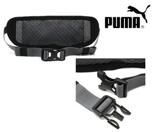 PRプログレッシブフラットウエストバッグ【PUMA】プーマ●ウエストバッグ(072610)※68